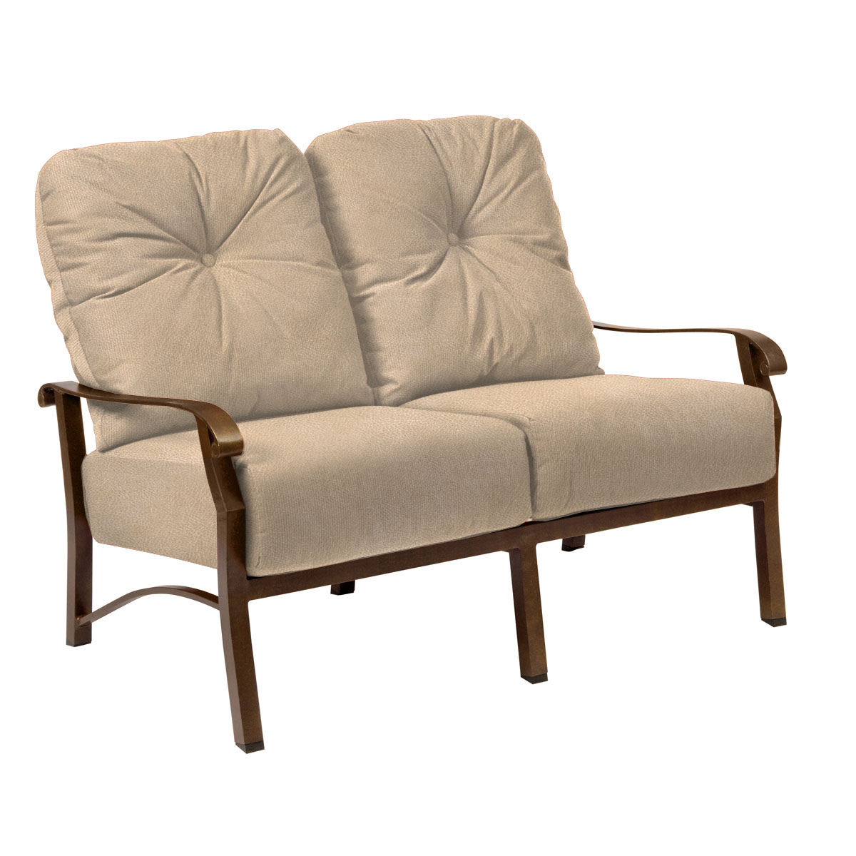 Cortland Cushion Love Seat Scout & Nimble on Living Accents Cortland Patio Set id=36287