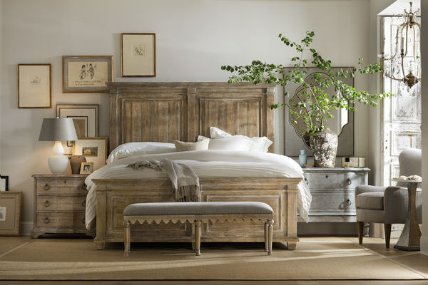 Boheme Madera Bed Bench - Scout & Nimble. #frenchcountry #frenchfarmhouse #benches #bedroomdecor